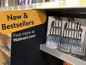 The Bounty at Walmart
