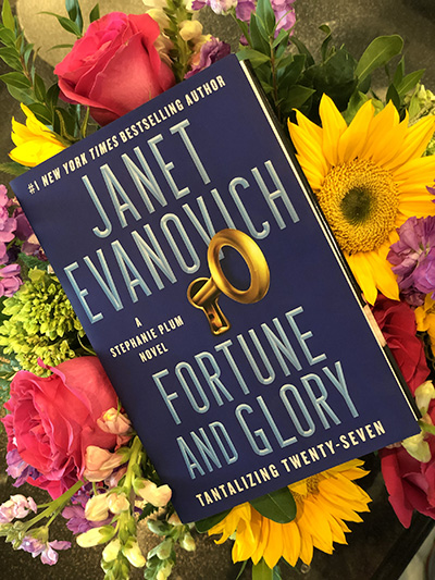 Fortune and Glory in flowers