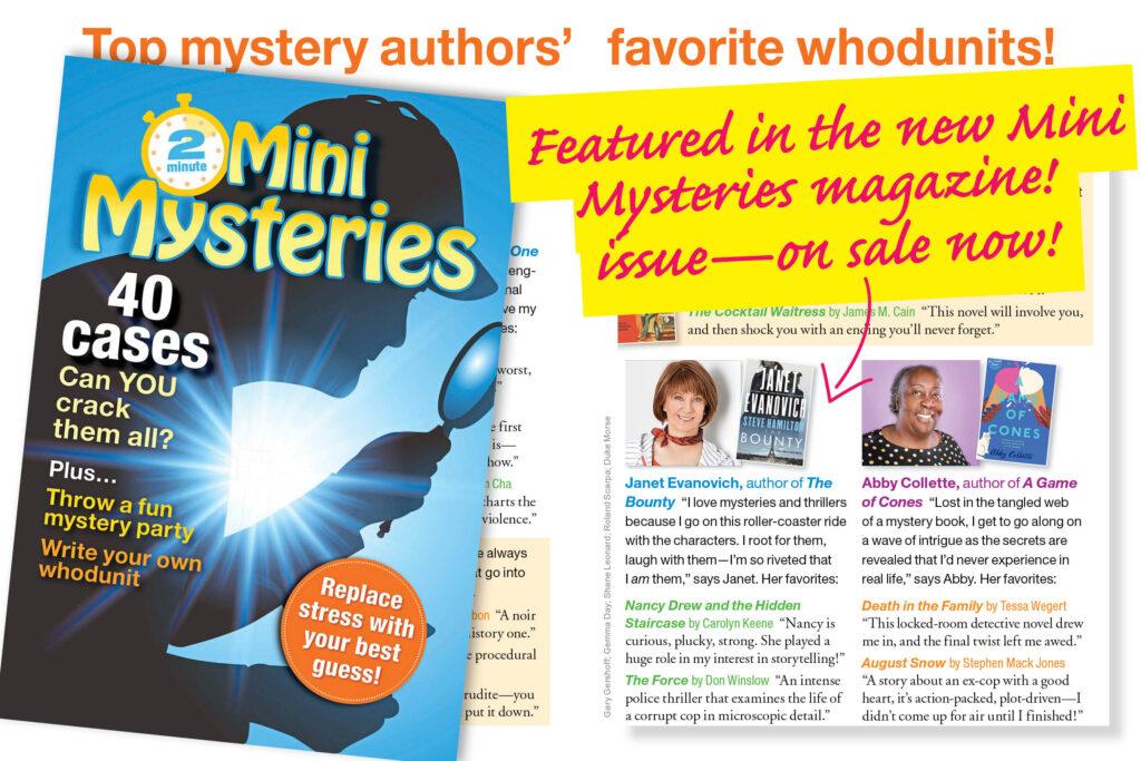 Women's Day Mystery Magazine