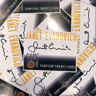 Game On bookplates